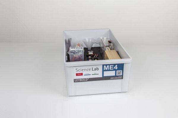 Science Lab Mécanique ME4 (Kit)