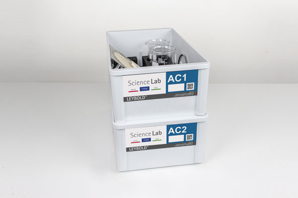 Science Lab Chimie Inorganique AC (Kit)