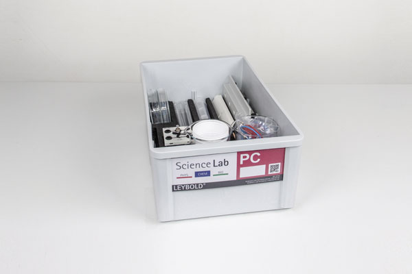 Science Lab Chimie Physique PC (Kit)