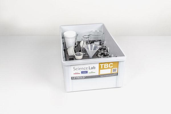 Science Lab Technique et Biochimie TBC (Kit)