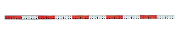 Règle métallique, 1 m