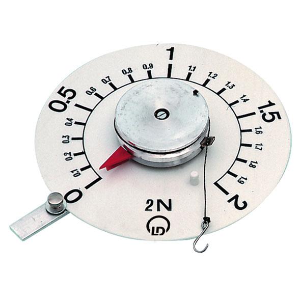 Dynamomètre circulaire 2 N