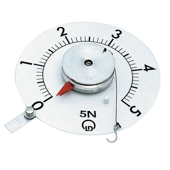 Dynamomètre circulaire 5 N