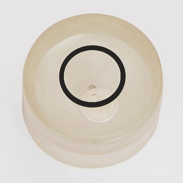 Nivelle sphérique, 14 mm Ø