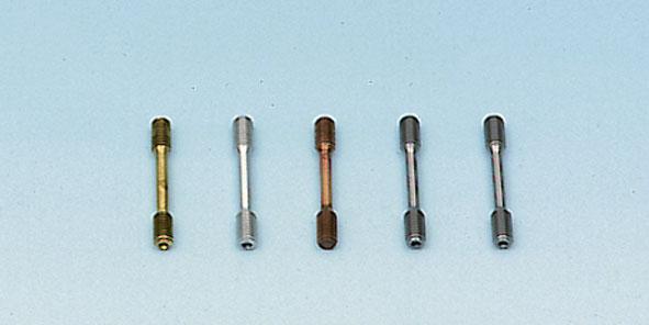 Éprouvettes cylindriques, jeu