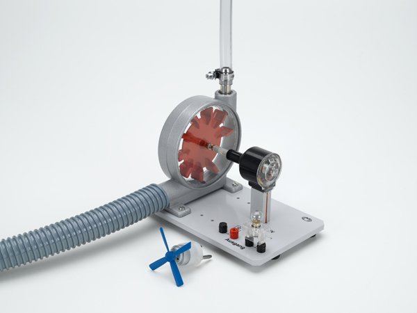 Modèle centrale hydroélectrique (étude d'une turbine)