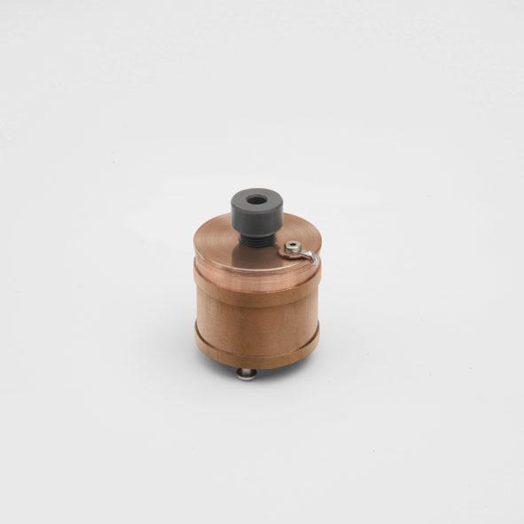 Calorimètre en cuivre