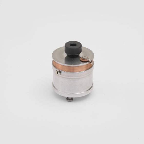 Calorimètre en aluminium