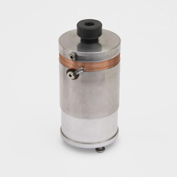 Calorimètre en aluminium, grand