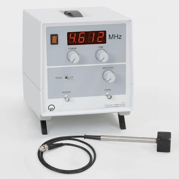 Générateur d'ultrasons 4 MHz