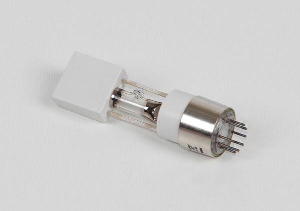 Lampe spectrale au cadmium, sans ampoule en verre