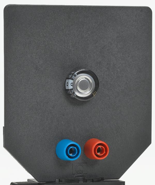 Condensateur 1 F sur écran