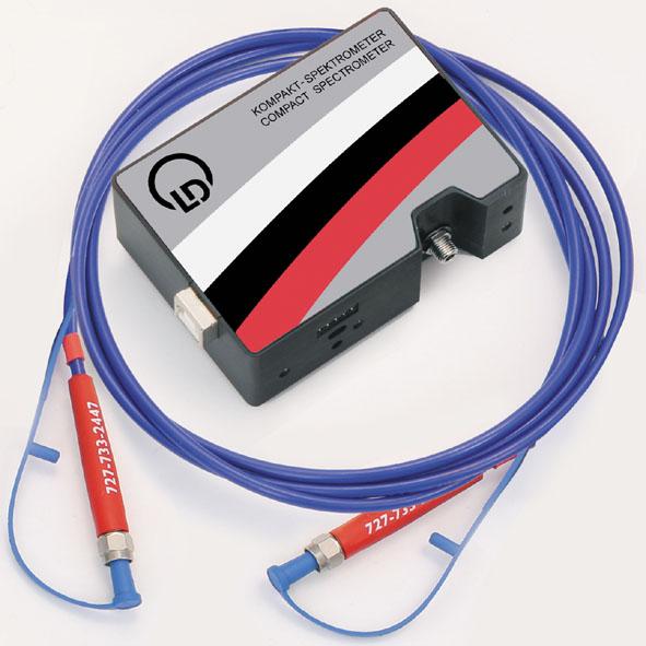 Spectromètre compact, physique