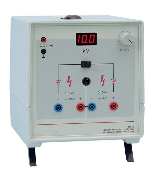 Alimentation haute tension 10 kV