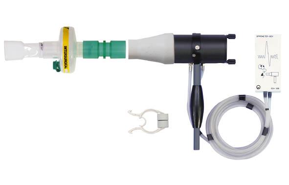 Adaptateur spiromètre