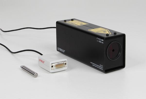 Capteur de déplacement à laser S