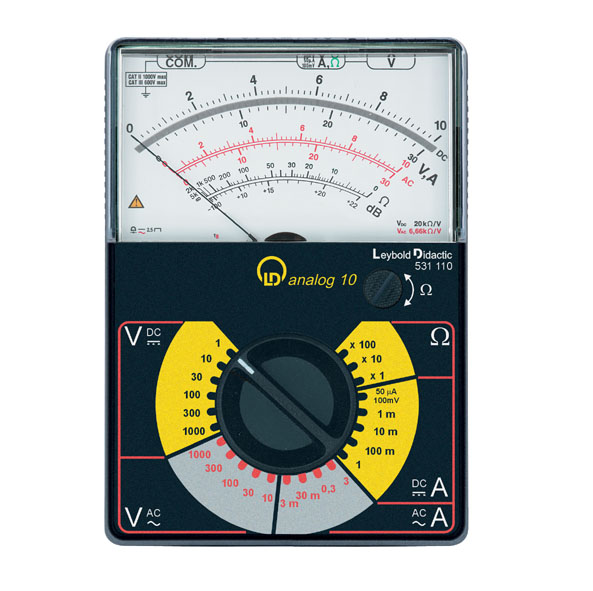 Multimètre LDanalog 10