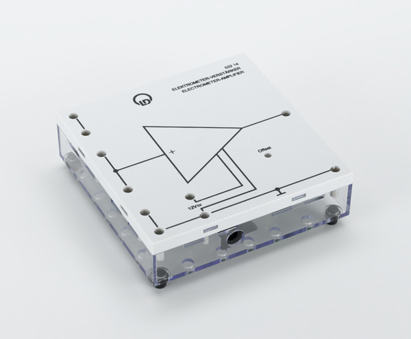 Amplificateur électromètre