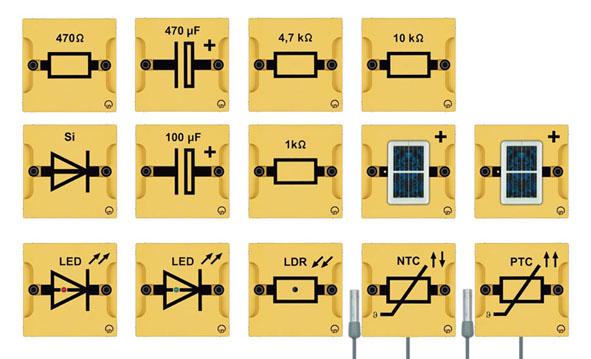 Bases de l'électronique, collection complémentaire BST