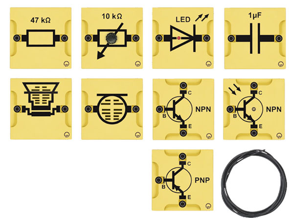 Électronique à transistors, collection complémentaire BST