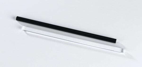 Bâtonnets de friction, PVC et plexiglas