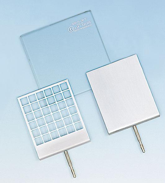 Électrodes de zinc et à grille