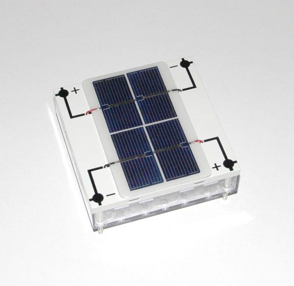 Panneau solaire 2 V/0,3 A, STE 4/100