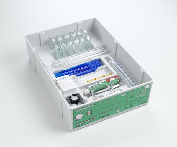 Advanced Science Kit - Collection de base Biologie