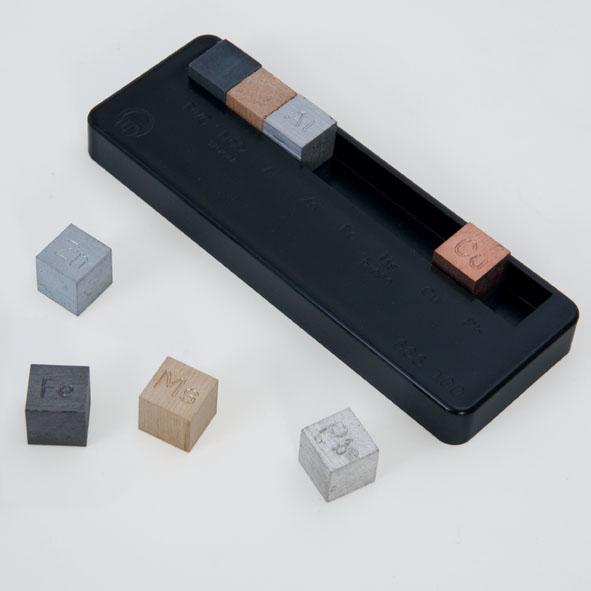 Cubes, jeu de 8