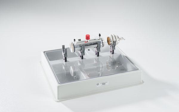 Kit d'expérimentation IR gaz