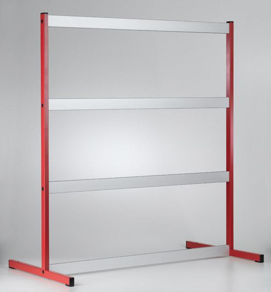 Cadre profilé C 100, 3 étages, pour CPS