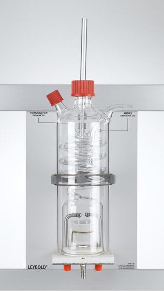 Calorimètre pour solides et liquides, CPS