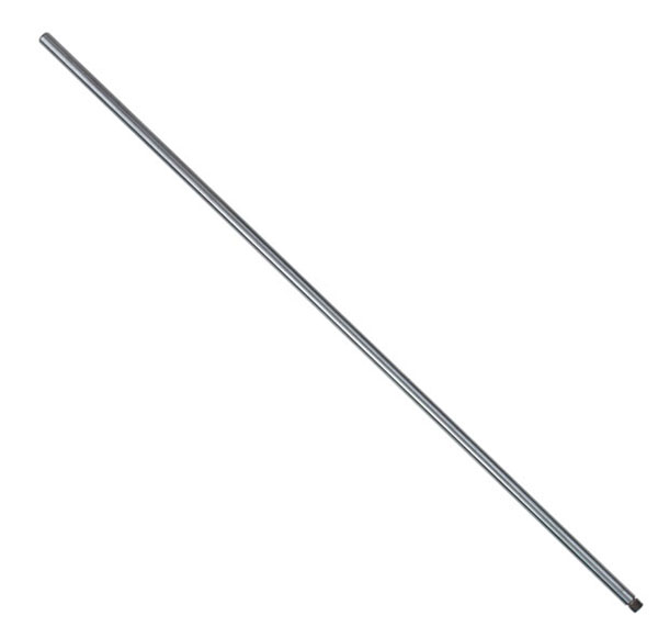 Tige support 450 mm, 12 mm Ø, filetage M10
