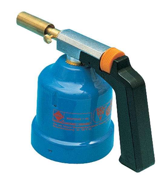 Lampe à souder à gaz butane