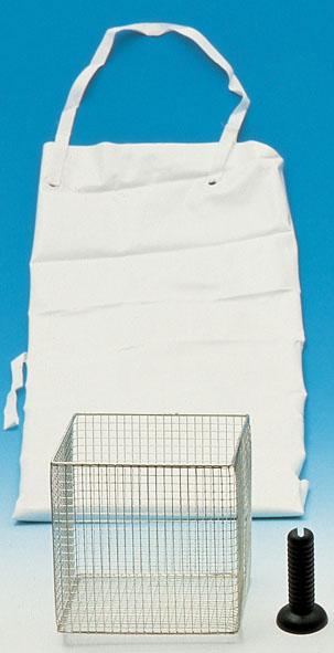Tablier, PVC, 90 x 110 mm