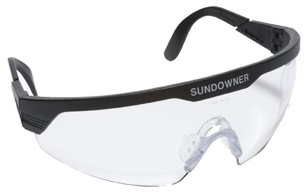 Lunettes de protection Sundowner