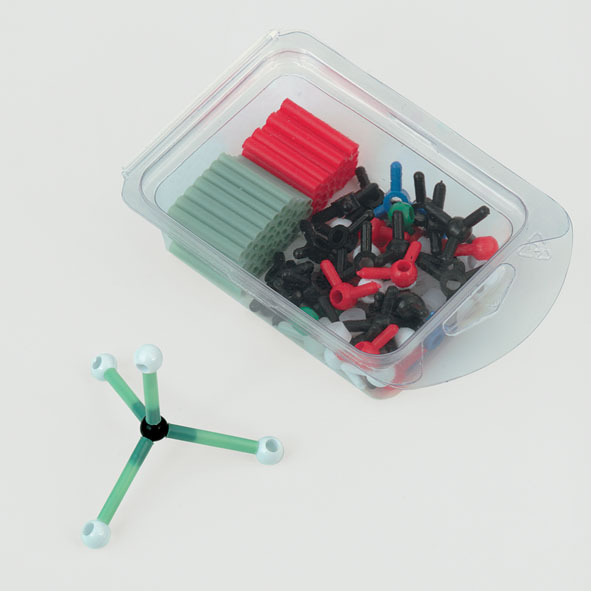 Modèles moléculaires en kit pour élèves