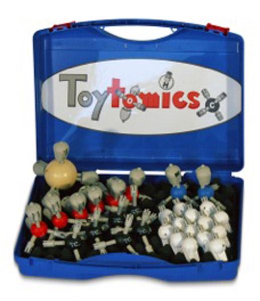Coffret modèles moléculaires : ensemble de base Toytomics