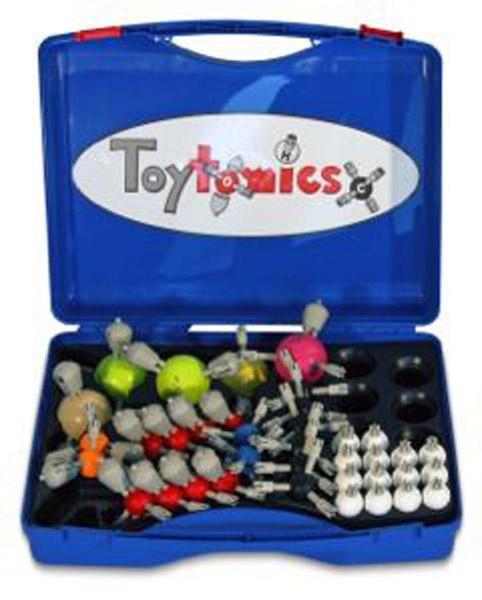 Coffret modèles moléculaires : ensemble multi-thèmes Toytomics