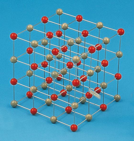 Réseau cristallin, NaCl