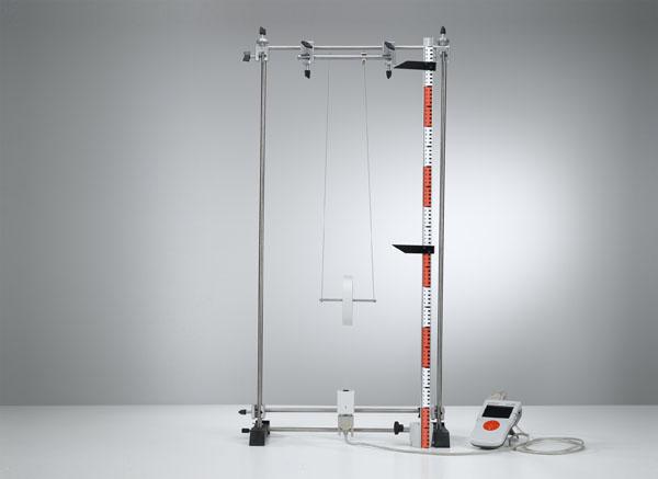 Roue de Maxwell - tracé et évaluation avec capteur à ultrason