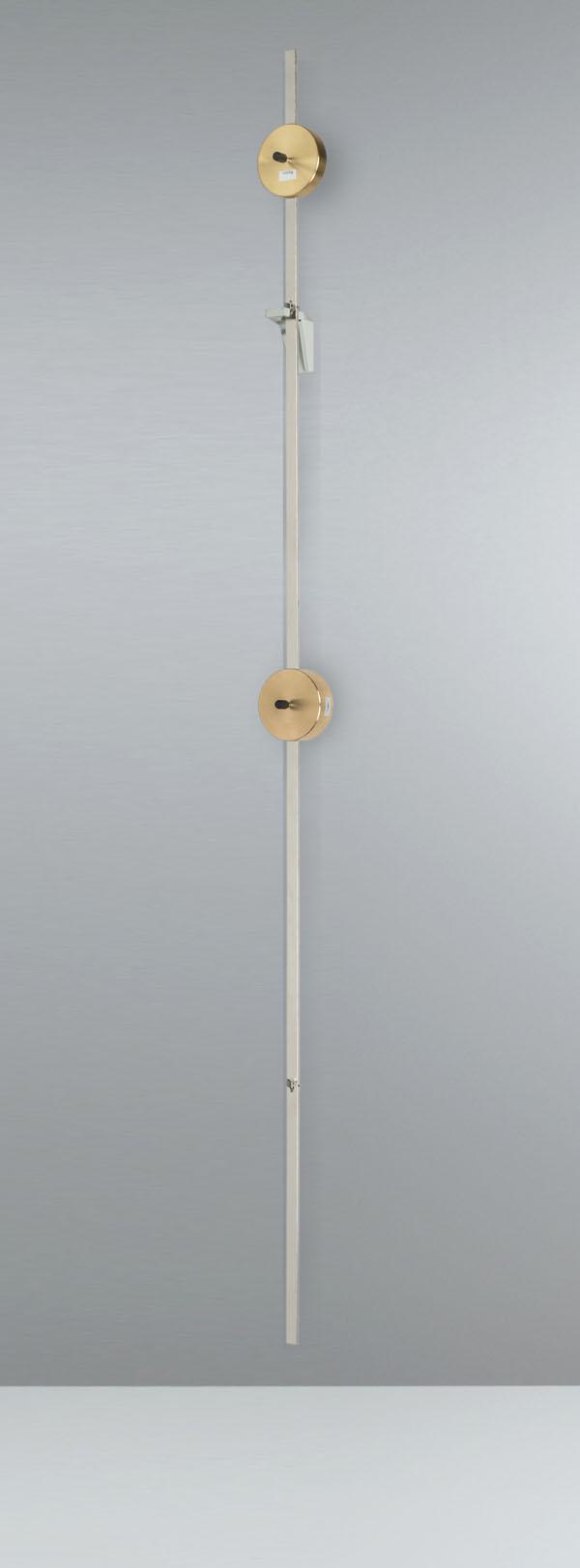 Détermination de l'accélération due à la gravité avec un pendule réversible
