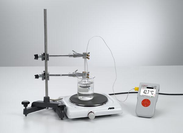 Détermination du coefficient de dilatation cubique des liquides - Mesure avec Mobile-CASSY