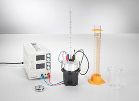 Transformation de l'énergie électrique en énergie thermique - mesure avec voltmètre et ampèremètre