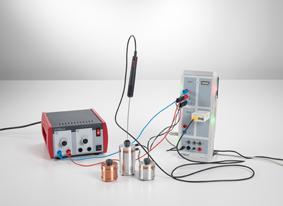 Transformation de l'énergie électrique en énergie thermique - mesure avec CASSY
