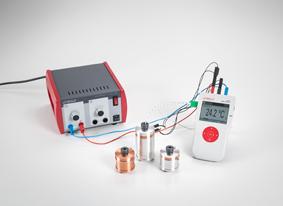 Transformation de l'énergie électrique en énergie thermique - mesure avec Mobile-CASSY