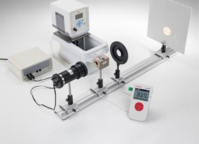 Etude d'un mélange liquide / gaz au point critique - Mesure avec Mobile-CASSY