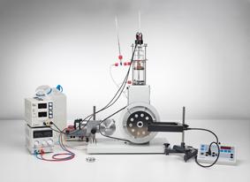 Détermination du rendement du moteur à air chaud comme machine frigorifique