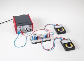 L'ampèremètre comme résistance ohmique dans un circuit électrique