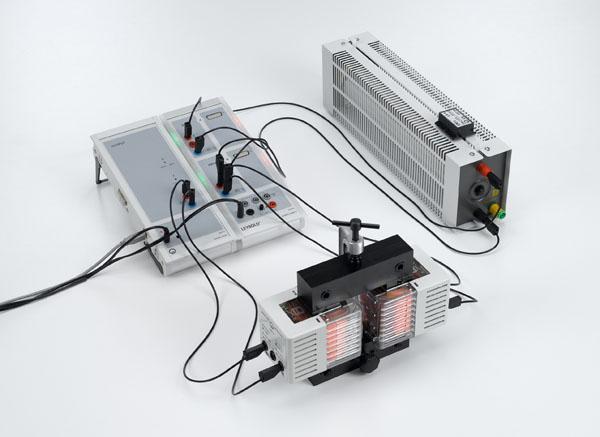 Transmission de puissance d'un transformateur